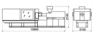 dimensiuni utilaj mase plastice cmg6000